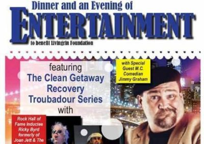 Dinner and an Evening of Entertainment